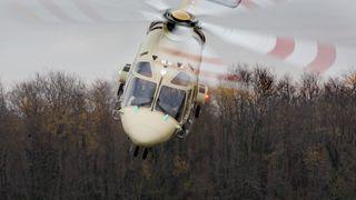Samtidig som politiets nye AW169 fløy, ble resten av flåten satt på bakken