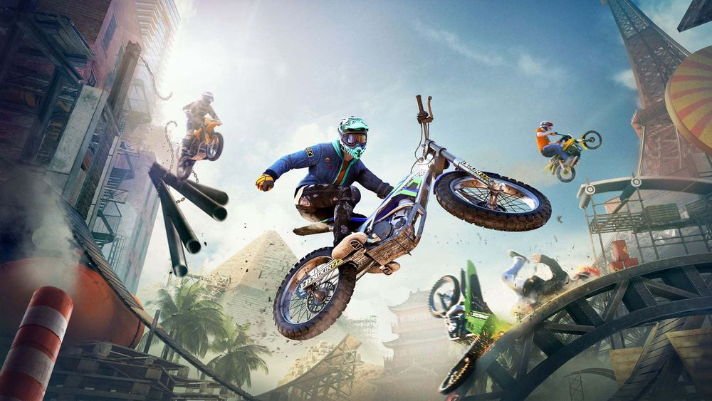 ANMELDELSE: Trials Rising