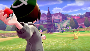 Pokémon Sword og Shield annonsert for Nintendo Switch