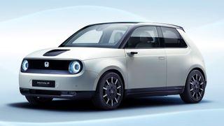 Hondas lille elbil kommer i salg i år