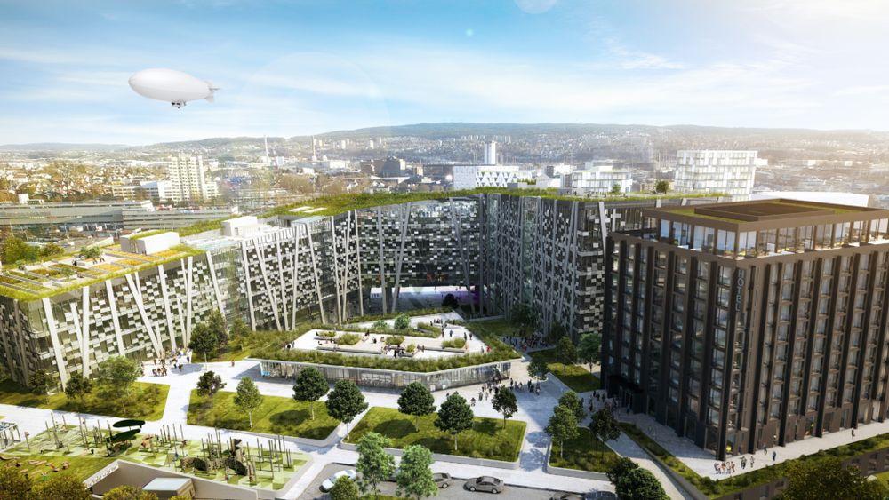 BRANDSTORY: Skal drifte nytt hotell på Økern
