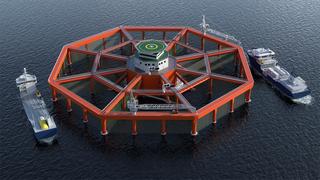 Prestisjeprosjektet må vurdere alternativ energi før de kan etablere oppdrettsanlegg til havs