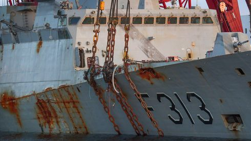 Havarikommisjonen: Mannskapet stengte ikke dører før de evakuerte – Det kunne forhindret at «Helge Ingstad» forliste