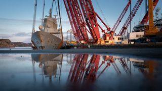 Fregattbergingen: Forsvaret «undervurderte kompleksiteten» og satte inn for mange ressurser for fort