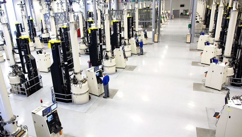Norsun er en av de store i den lille norske solbransjen, og produserer wafere, råmaterialet i solceller. Selskapet ønsker å tidoble produksjonen.