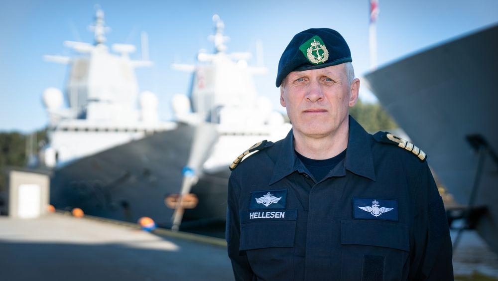 For tiden består Norges fregattvåpen av tre skip, forteller Petter Hellesen i Forsvarsmateriell.