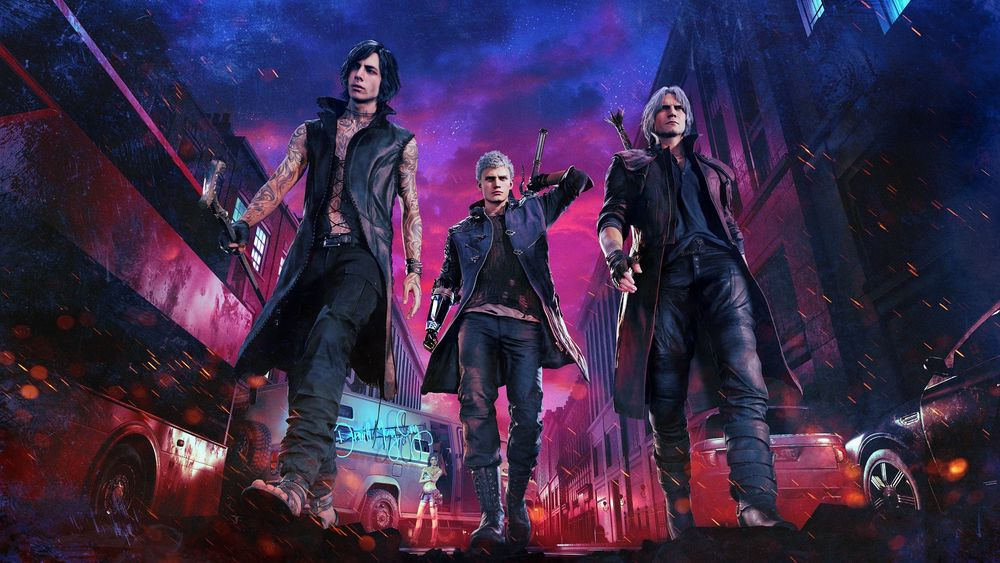 ANMELDELSE: Devil May Cry 5