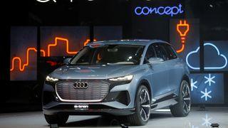 Audi viser fram enda en elektrisk suv
