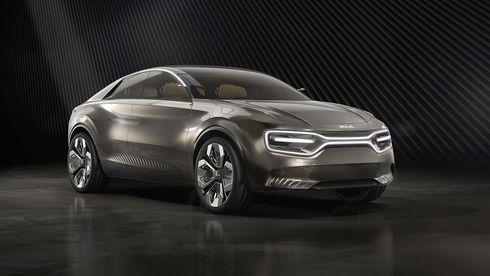 Imagine by Kia er en konseptbil som trolig går under navnet CV i Kia. Det er ventet at bilen offisielt lanseres i nærmeste fremtid.