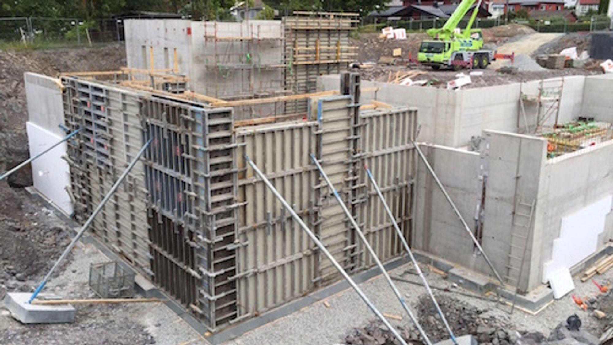 Argon gjorde det stort innen blant annet plasstøpte betongkonstruksjoner og elementmontering.
