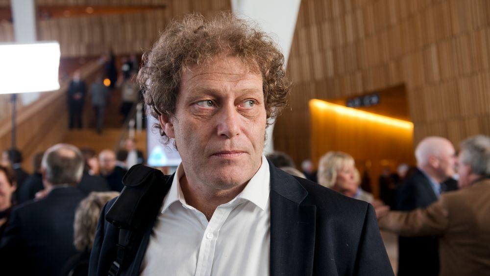 Frederic Hauge er kritisk til at Enova skal støtte Hywind Tampen.