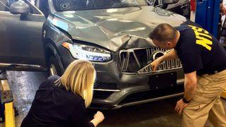 Uber får ikke straff etter dødsulykke med selvkjørende bil