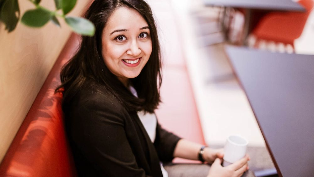 Jyoti Sharma, Manager i Accenture Strategy.