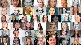 600 var nominert: Dette er Norges 50 fremste teknologikvinner