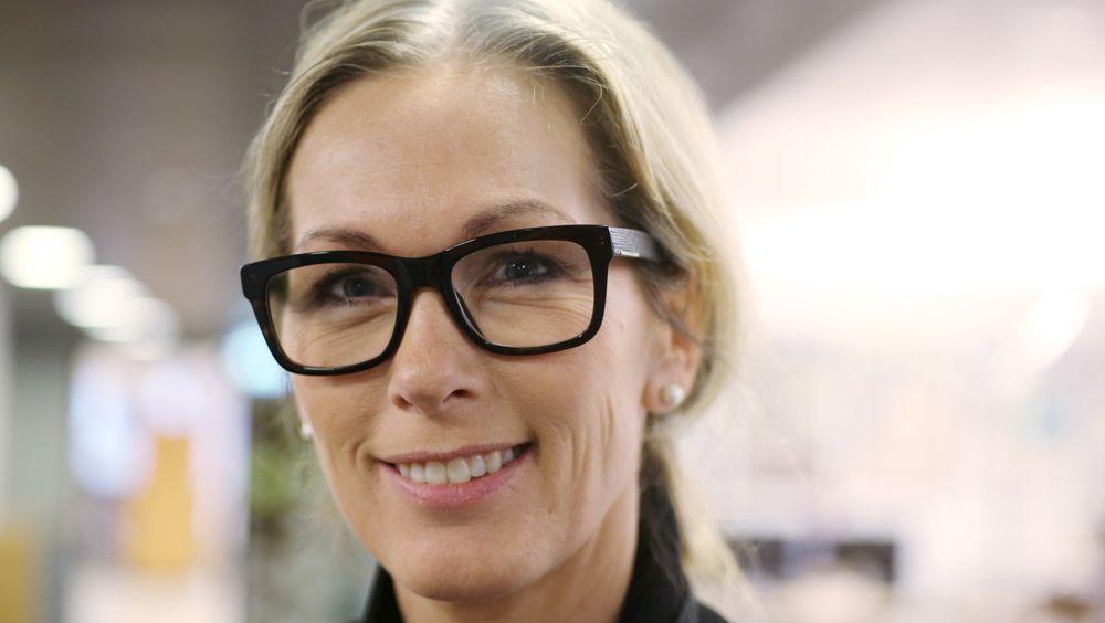 Anita Krohn Traaseth, administrerende direktør i Innovasjon Norge.