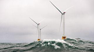 Storbritannia sikter mot 30 prosent offshore vind innen 2030