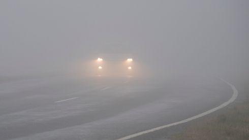 Ny sensor skal gjøre det mulig for selvkjørende biler å se gjennom tåke