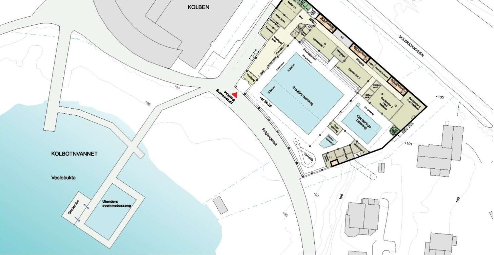 f192af2c NYHETER: Slik kan flytende svømmebasseng på Kolbotnvannet se ut ...