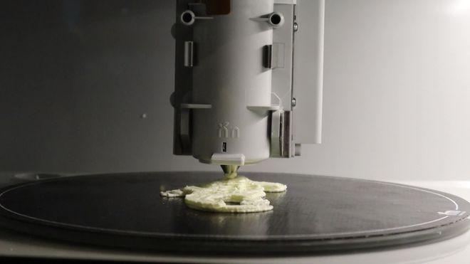 3D-printerne inntar kjøkkenet: Utformer matretter en Michelin-kokk kan misunne