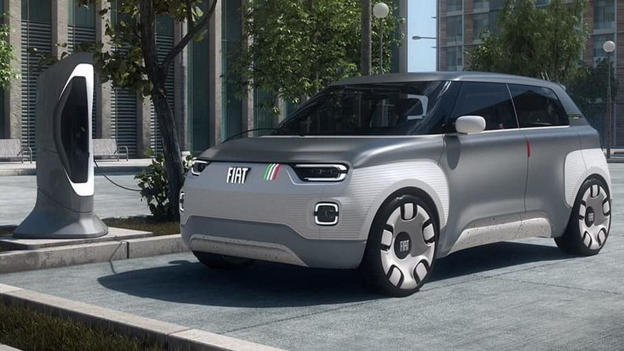 Med alle fem batteriene ombord, skal Centoventi sluke 500 km asfalt.