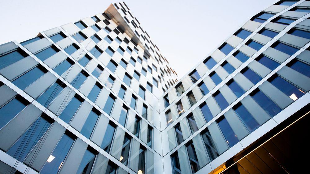Orklas hovedkvarter på Skøyen er 16 etasjer på sitt høyeste.