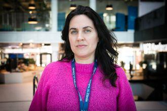 Politisk redaktør i Bergens Tidende, Frøy Gudbrandsen.