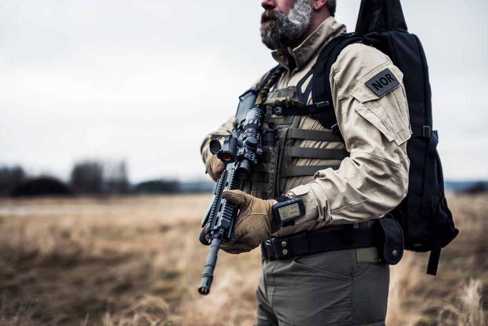BRANDSTORY: Patentert våpenbæresystem som politi, forsvar og den profesjonelle sikkerhetsbransjen vil ha