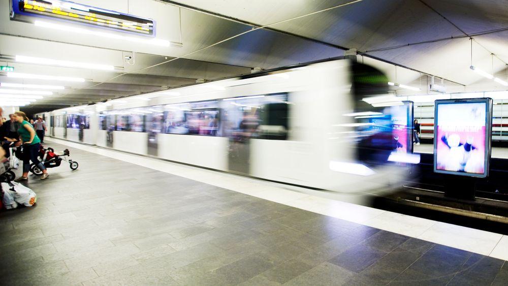Stadig flere reiser kollektivt i Oslo og Akershus. Buss og t-bane står for den største veksten målt i antall påstigninger.