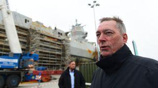 Forsvarsministeren om fregattskadene: – Verre enn jeg hadde trodd