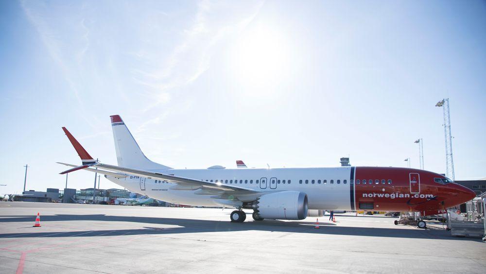 Norwegian melder at de setter alle sine 18 Boeing 737 Max-fly på bakken midlertidig.