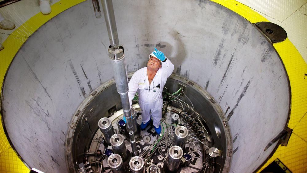 Atomreaktoren på Kjeller kan bli permanent stengt.