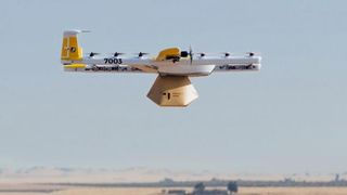 Nasa tar kontroll over dronetrafikken