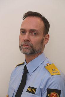 Harald Bøhler, seksjonssjef i Politidirektoratet.