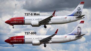 Dette er de viktigste forskjellene mellom Boeing 737-ene som flyr og de som står på bakken