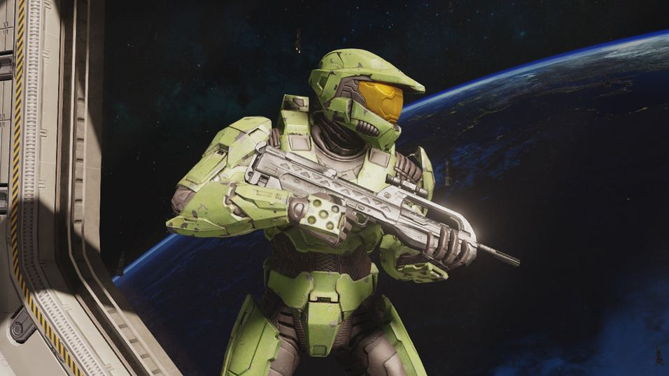 Halo-studioet overlesset med pizza etter avsløringen av Master Chief Collection for PC