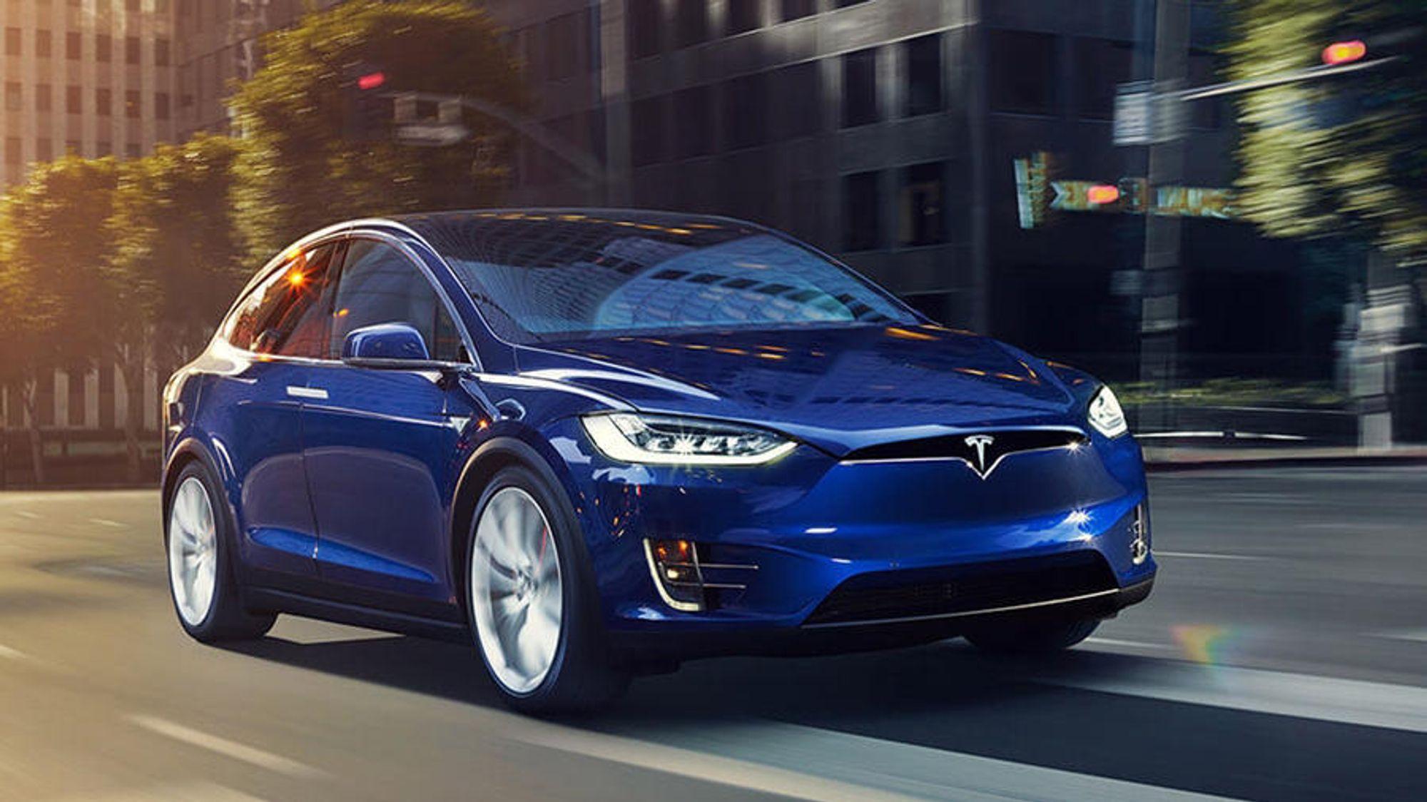 Tesla er blant aktørene som vil nyte godt av EUs voldsomme satsing på batterier. Model Y skal etter planen produseres i Tyskland.
