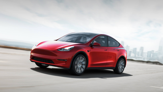 Model Y kan komme til Norge med Teslas nye battericeller