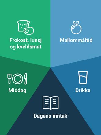 MinMat: App for å hindre at pasienter blir underernært mens de er innskrevet på Rikshospitalet.