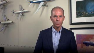 Boeing-sjefen forteller om arbeidet etter katastrofene i åpent brev og video