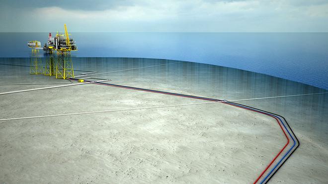 Oda-feltet produserer fem måneder før planlagt oppstart - med gjenbrukt utstyr