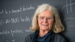 – Teoriene hennes har revolusjonert vår forståelse av minimale overflater