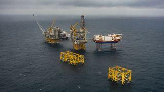 Kontrakten kan være verdt milliarder: TechnipFMC skal bygge undervanns-anlegget til Sverdrup fase 2