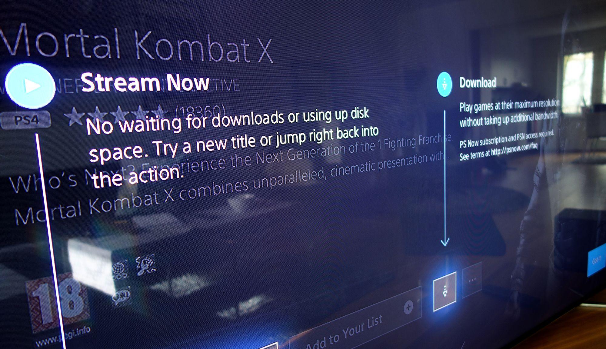 SNIKTITT: Playstation Now Vi har prøvd PlayStation Now
