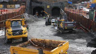 Bergen får Europas lengste sykkeltunnel