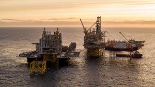 Se video: Løftet av prosessplattformen er det tyngste gjennomført offshore noensinne