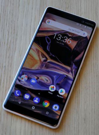 Nokia 7 Plus.