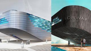 TU spør leserne: – Skal Norges paviljong til EXPO 2020 bygges i tre eller aluminium?