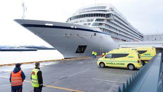 Etter første dag om bord på Viking Sky: Jakten på ulykkesårsaken fortsetter