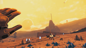 No Man's Sky får full VR-støtte på PlayStation 4 og PC