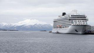 Det offentlige betaler for redningsaksjon rundt cruiseskipet